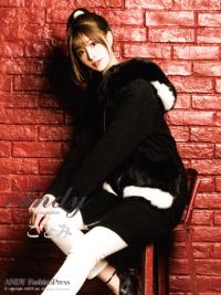 AN-DY182 | Black