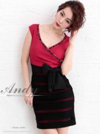 AN-OK1450 | Red×Black
