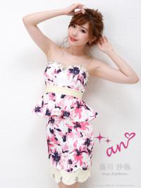 AOC-2282 | PinkFlowerPrint