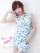 AOC-2366 | PinkFlowerPrint