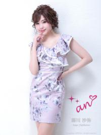 AOC-2483 | PinkFlowerPrint