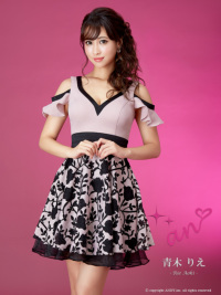 AOC-2603 | Pink*Black
